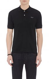 Pique Polo Shirt by Comme des Garcons PLAY at Barneys