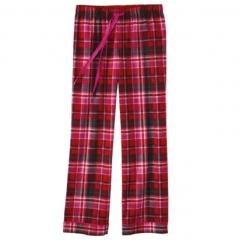 Plaid pajama pants by Gilligan and OMalley at Target
