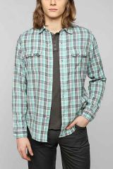 Plaid shirt by Devils Harvest at Urban Outfitters