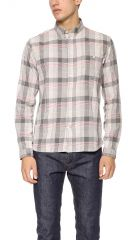 Plaid shirt by Paul Smith at East Dane