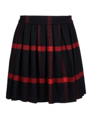 Plaid skirt by Alice and Olivia at The Corner