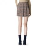 Plaid skirt like Belles at Club Monaco