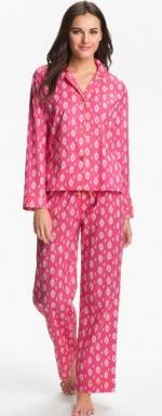 Playful prints pajamas by PJ Salvage at Nordstrom