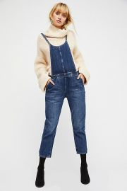 Pleated Overall by Free People at Free People