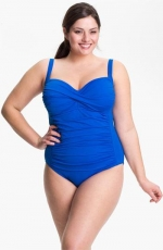 Plus Size One Piece by La Blanca at Nordstrom