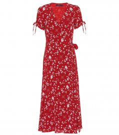Polo Ralph Lauren Printed Crepe Dress at Mytheresa