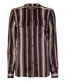 Poppy Striped blouse at Intermix