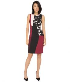 Prabal Gurung Printed Viscose Long Dress at Zappos