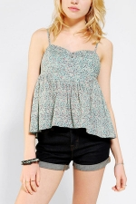 Prairie Blues top by Kimchi Blue at Urban Outfitters