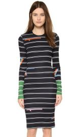 Preen By Thornton Bregazzi Gela Midi Dress at Shopbop