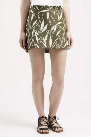 Premium Aline Skirt at Topshop