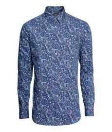 Premium Cotton Shirt at H&M
