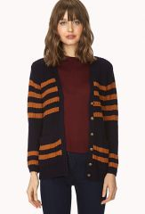 Prep School Varsity Cardigan at Forever 21