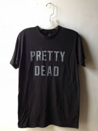 Pretty Dead T-shirt at Heather Gabel