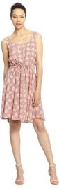 Print Flare Dress at Joe Fresh