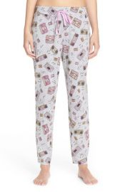 Print Jersey Lounge Pants at Nordstrom