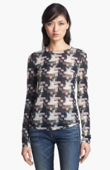 Print top by Rag and Bone at Nordstrom