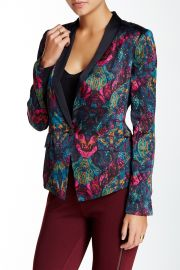 Printed Blazer at Nordstrom Rack