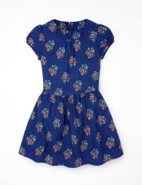 Printed Tea Dress at Boden