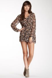 Printed romper by Cecico at Nordstrom Rack