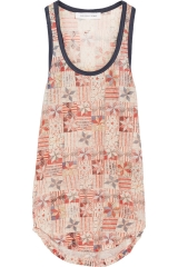 Printed tank by Isabel Marant at The Outnet