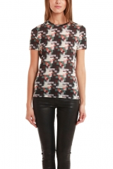 Printed tee by Rag and Bone at Blue & Cream