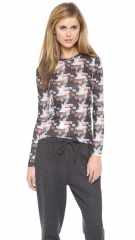 Printed top by Rag and Bone at Shopbop