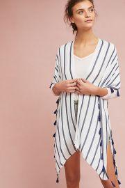 Priscilla Striped Kimono at Anthropologie
