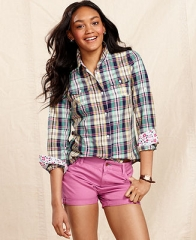 Plaid shirt by Tommy Hilfiger at Macys