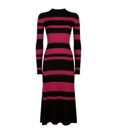 Proenza Schouler Striped Dress at Harrods