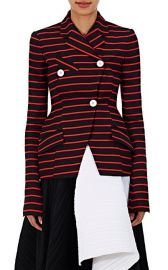 Proenza Schouler Striped Jacquard Jacket at Barneys Warehouse