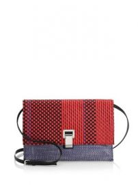 Proenza Schouler - Small Textured Leather Lunch Bag at Saks Fifth Avenue