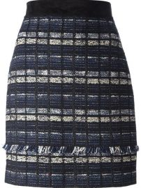 Proenza Schouler Boucland233 Panel Skirt - Smets at Farfetch