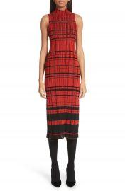 Proenza Schouler Sleeveless Stripe Knit Dress at Nordstrom