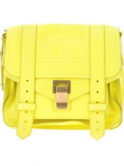 Proenza Schouler ps1 Mini Satchel - at Farfetch
