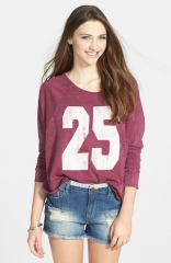Project Social T 25 Oversized Cotton Tee at Nordstrom