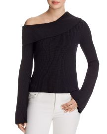 Prosecco Off-Shoulder Sweater by Theory at Bloomingdales