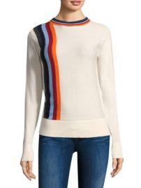 Public School - Nell Stripe Sweater at Saks Fifth Avenue