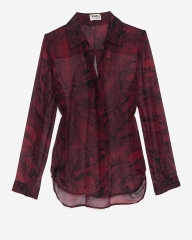 Python print blouse by LAgence at Intermix