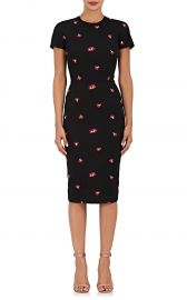 Quilted-Knit Cotton-Blend Sheath Dress at Barneys