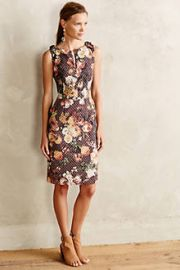 Quilted Tema Dress at Anthropologie