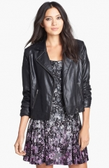 Quilted biker jacket by Mural at Nordstrom