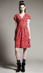 Quinns dress at Karen Walker at Karenwalker
