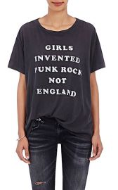 R13 Kim Gordon Boy T-shirt  at Barneys