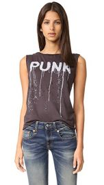 R13 Punk Raw Edge Tank at Shopbop