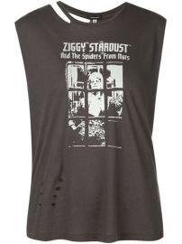 R13 and39ziggy Stardustand39 Tank  - Stefania Mode at Farfetch