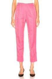 RACHEL COMEY PRIME PANT IN PINK at Forward