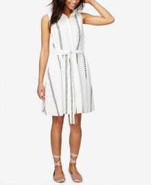 RACHEL Rachel Roy Cotton Printed Shirtdress  Created for Macy s at Macys