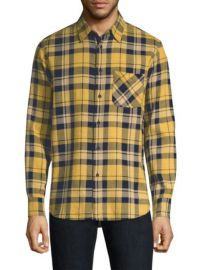 RAG  BONE - FIT 3 BEACH PLAID BUTTON-DOWN SHIRT at Saks Fifth Avenue