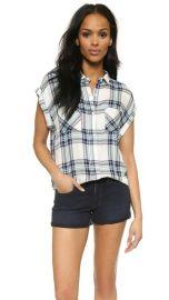 RAILS Britt Button Down Shirt at Shopbop